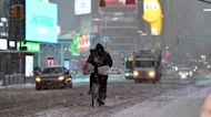 Winter storm hits, Somalia hotel explosion, highway crumbles: World in Photos Feb. 1