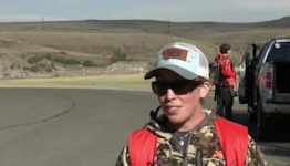 Hunter' safety class in Great Falls