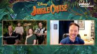The cast of 'Jungle Cruise' on why it's fun making a family-friendly movie