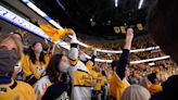 Bridgestone Arena recommends wearing masks indoors for visitors, citing new CDC guidelines