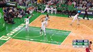 Kentavious Caldwell-Pope with a buzzer beater vs the Boston Celtics