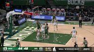 Game Recap: Bucks 121, Celtics 119