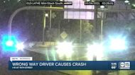 Wrong-way driver detained on I-10 near 16th Street