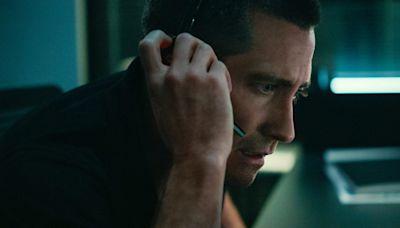 Jake Gyllenhaal talks 'The Guilty,' vaccine mandates and riding shotgun for Michael Bay