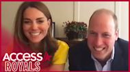 Kate Middleton & Prince William Have Sweet Video Chat With Koala Saved From Australian Bushfires