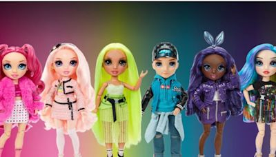 Meet Rainbow High: MGA's new fashion dolls that are all about color