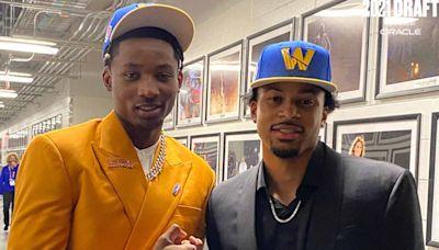 2021 NBA Draft grades: Warriors' picks earn polarizing reviews