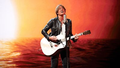 Keith Urban Shares New Single 'Crimson Blue' From 'Nine Perfect Strangers' End Credits