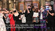 'Saturday Night Live' pays tribute to DMX and takes jabs at Derek Chauvin trial