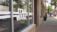 Downtown pop-up gallery showcases local artist's Star Wars-inspired career
