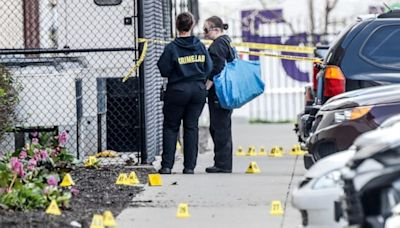 8 killed in mass shooting at Indianapolis FedEx facility; suspect, 19, was former employee