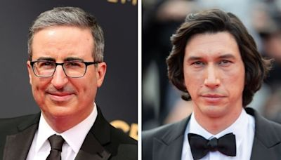 'Last Week Tonight' Tries To Reignite Weird Sexual Feud With Adam Driver At Emmys