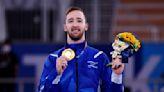 Olympics-Gymnastics-Floor gold for Dolgopyat as Israel breaks duck