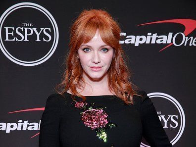 Christina Hendricks Revealed She Was the Hand Model on the American Beauty Movie Poster