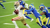 Deebo Samuel trolls Rams' Aaron Donald after 49ers sweep season series
