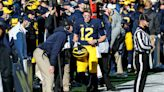 Michigan football QB Cade McNamara's starting debut for doesn't go according to plan