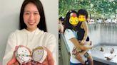 香港「微笑劍后」江旻憓曬童年照連坤哥都讚好 氣質遺傳自媽媽