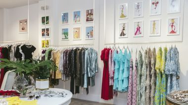 Bridget Foley's Diary: Badgley Mischka Opens in Palm Beach