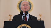 Biden leans into empathizer-in-chief role