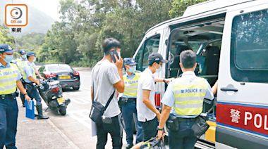持假證進大嶼山禁區 兩日43司機被捕 - 東方日報