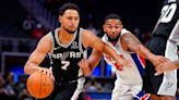 'I believe in us'   Forbes sees tough schedule ahead as a measuring stick for young Spurs team