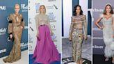 Dazzling Divas: Charlize Theron, Jennifer Lopez, Kerry Washington, More Turn Heads In Embellished Ensembles On The Red Carpet
