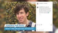 Wyatt Pike Speaks Out After Exiting American Idol Competition