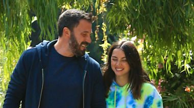 Are Ben Affleck and Ana De Armas Engaged?