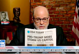 Mark Levin accuses 'the media' of exploiting the Capitol riots to silence conservatives