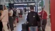 Queues for COVID Tests at Lisbon Airport as England Imposes Tougher Restrictions on Return Travellers from Portugal