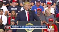 What did President Trump mean by 'Opportunity Zones?'