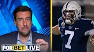 Take Penn State plus the points against Wisconsin – Clay Travis   FOX BET LIVE
