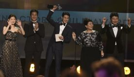 'Parasite' wins top prize at the 2020 Screen Actors Guild Awards