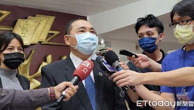 民進黨立委點名朱立倫回答「核廢料放哪?」 侯友宜:這是執政黨責任