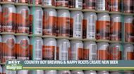 Country Boy Brewing and Nappy Roots create new beer