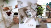古早味甜品整箱搬~仙草凍裡有蒟蒻、椰果、綠豆、雪蓮子好實在,還有諸羅城豆漿豆花,冰涼好吃!