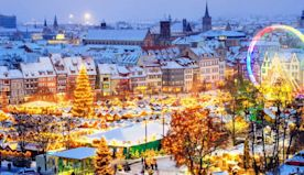 Where to find the most festive Christmas markets in Europe