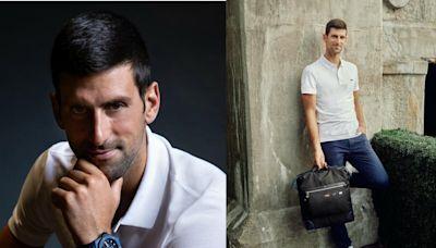 球王喬科維奇成選手村吉祥物 品牌為他創專屬包款