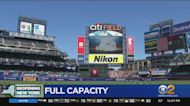 Citi Field Back At Full Capacity For Mets' Doubleheader