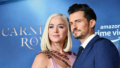 """Katy Perry Says Orlando Bloom Is """"The Giver Of My Greatest Gift"""" In The World's Cutest Father's Day Post"""