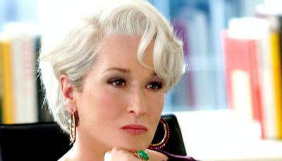 Meryl Streep Quit Method Acting After 'Prada' Because Miranda Priestly Made Her 'So Depressed'