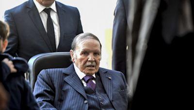 阿爾及利亞前總統布特弗利卡去世終年84歲 - RTHK