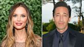 Georgina Chapman and Adrien Brody Are Dating After Her Divorce from Harvey Weinstein: Source