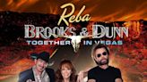 """Reba, Brooks & Dunn Announce Final Show Dates for """"Together in Vegas"""" at the Colosseum at Caesars Palace December 1 - 15, 2021"""