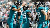 Trevor Lawrence and James Robinson lead the Jaguars to their first win