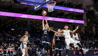 WNBA playoffs: Late free throw sends Mercury to second round behind Sophie Cunningham's hot hand