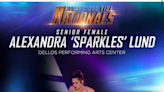 Alexandra Lund Wins National Dancer of the Year for the Third Time
