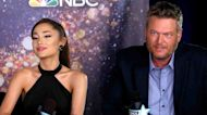 Blake Shelton Admits He Fell For Ariana Grande's Puppy Dog Eyes During 'The Voice'