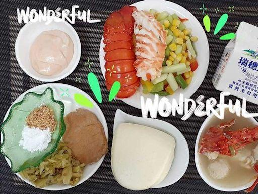 整隻龍蝦、比臉大雞排吃到爽!雲林超狂國小曬營養午餐:學童許願想吃