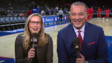 Kate Scott Is Taking It All In As the Voice of the Sixers